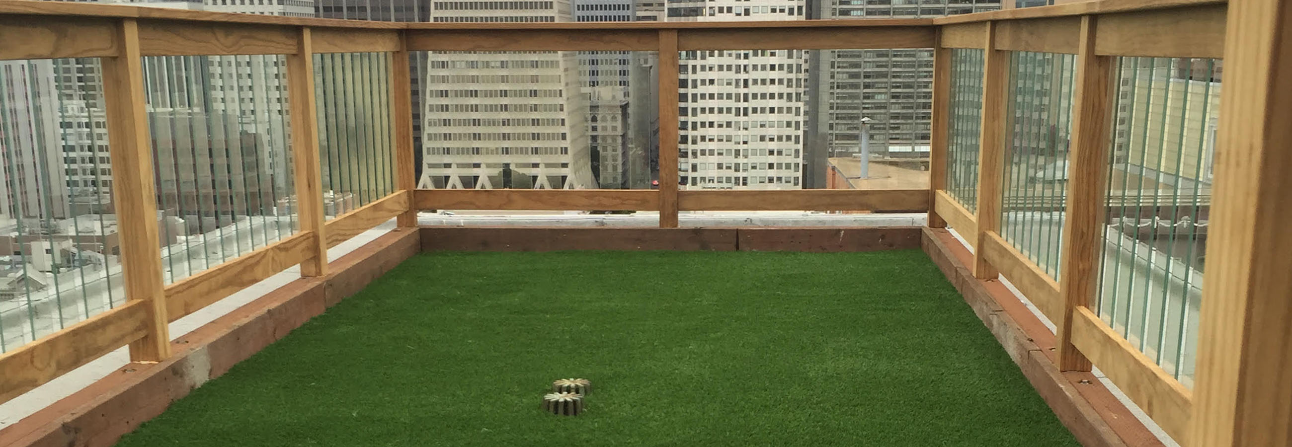 SYNLawn Roofdeck Product Header Photo