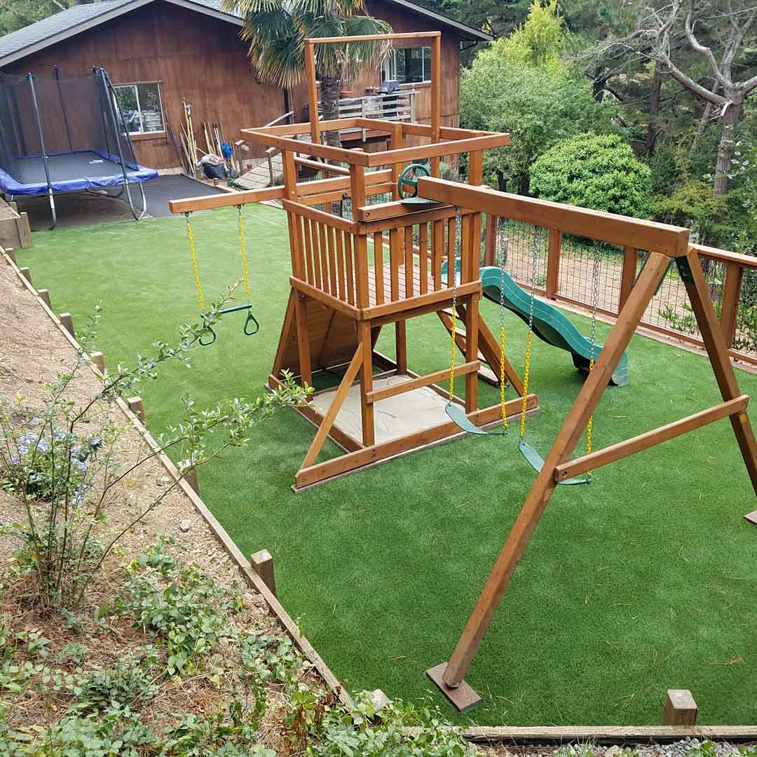 synlawn bay area mill valley artificial grass