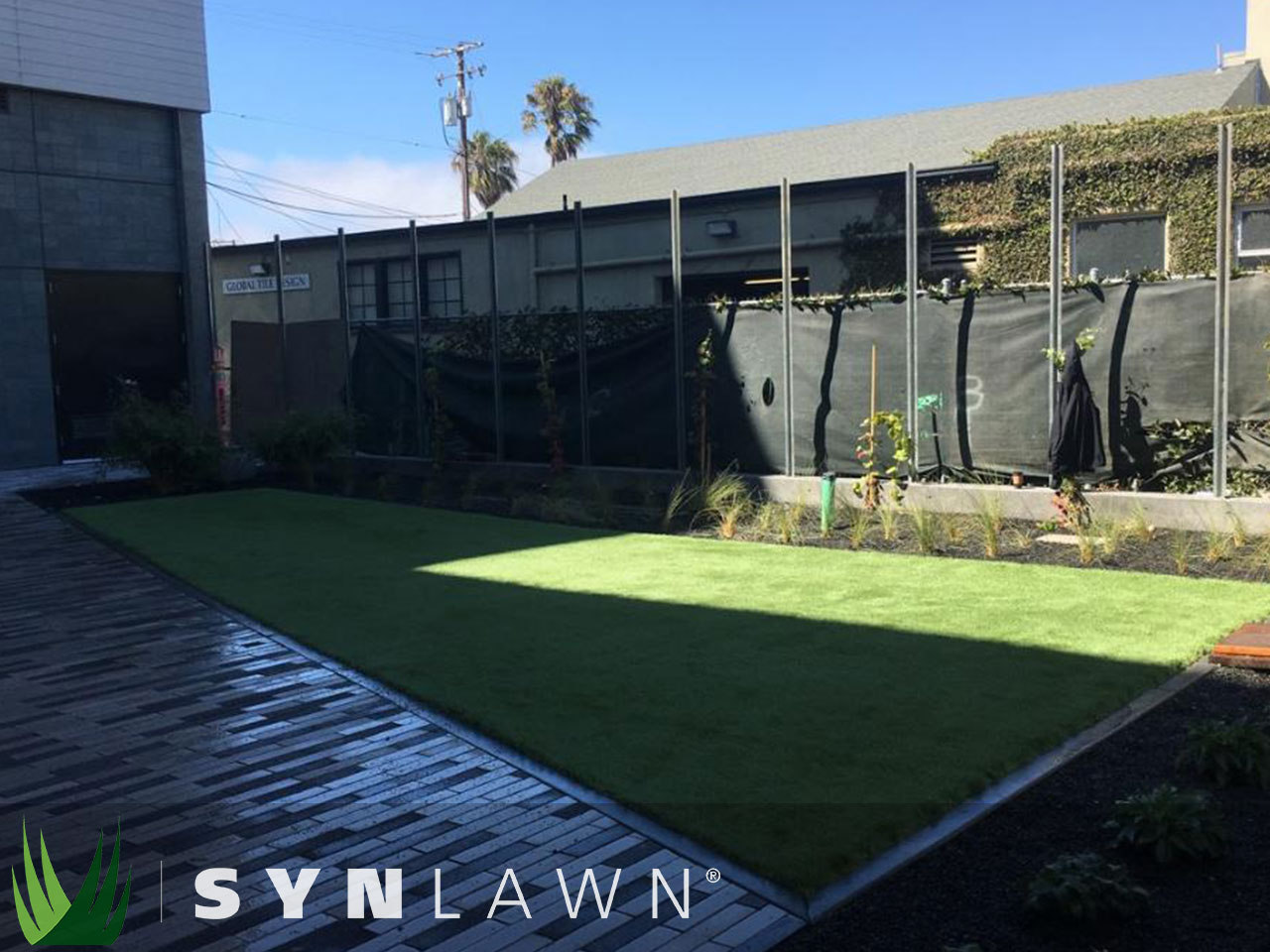 SYNLawn Commercial Photo 1