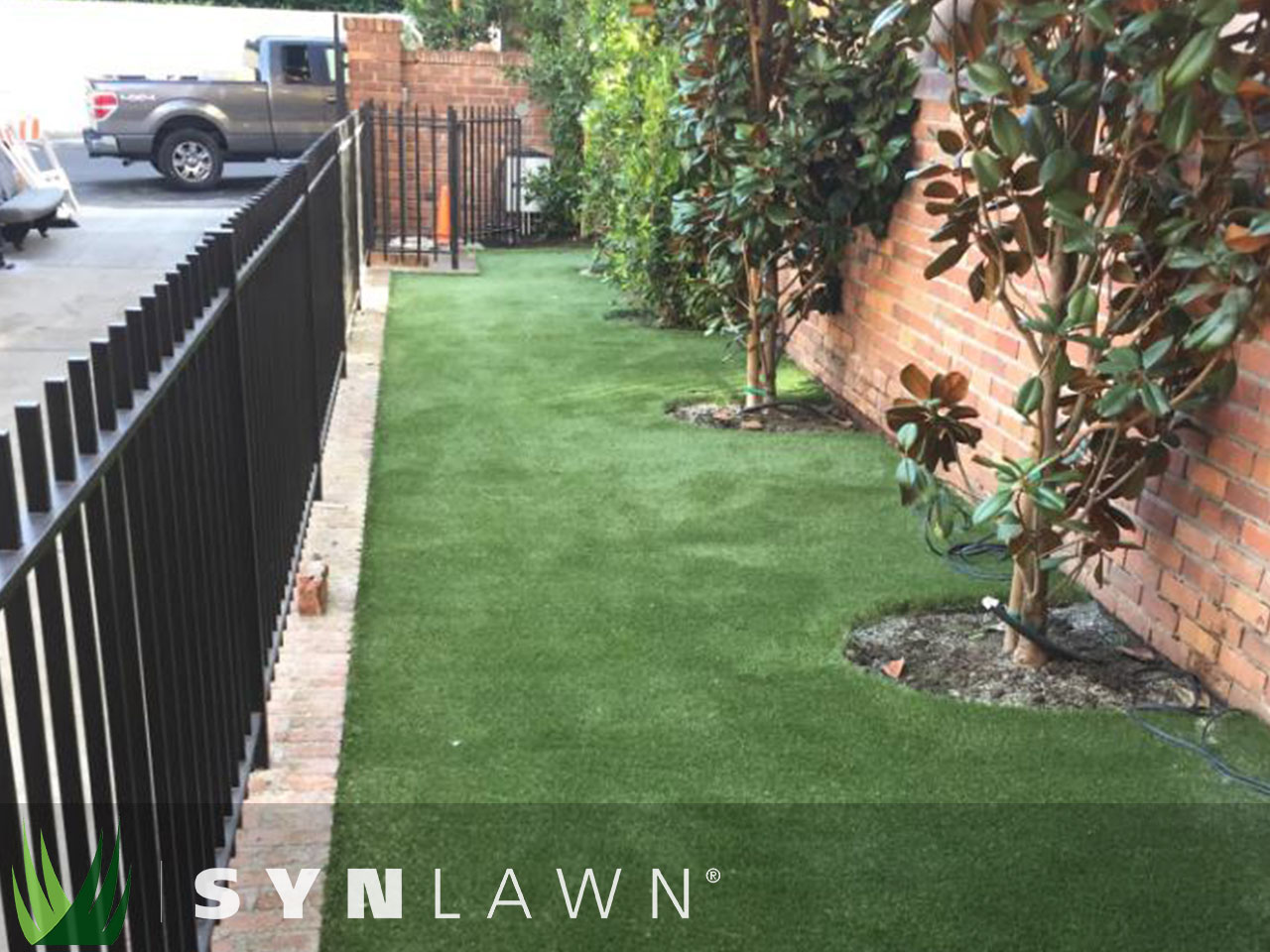 SYNLawn Commercial Photo 2
