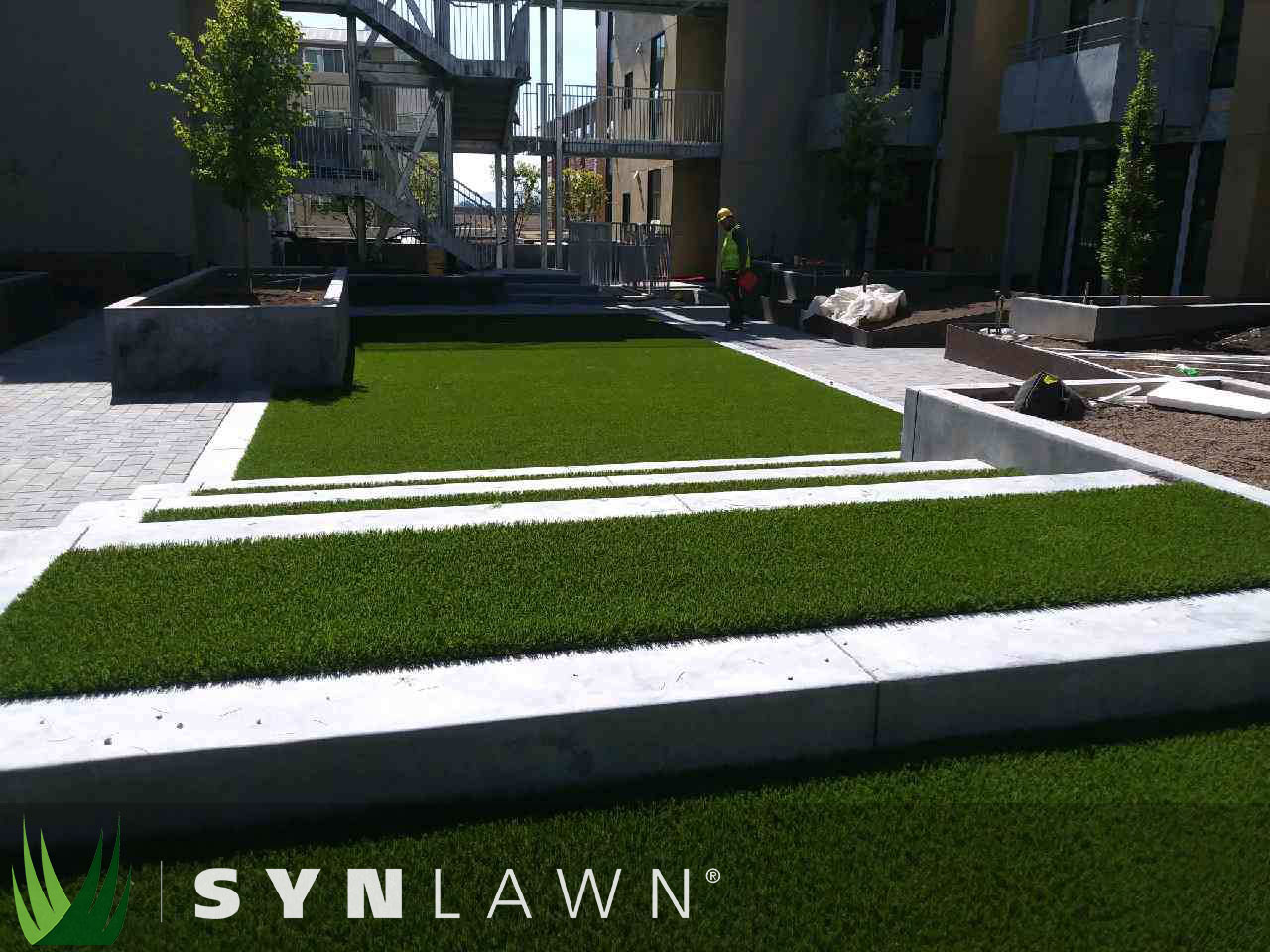 SYNLawn Commercial Photo 3
