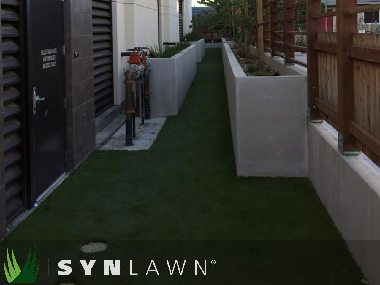 SYNLawn Commercial Photo 4