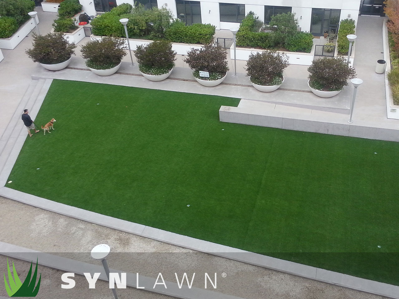 SYNLawn Commercial Photo 13