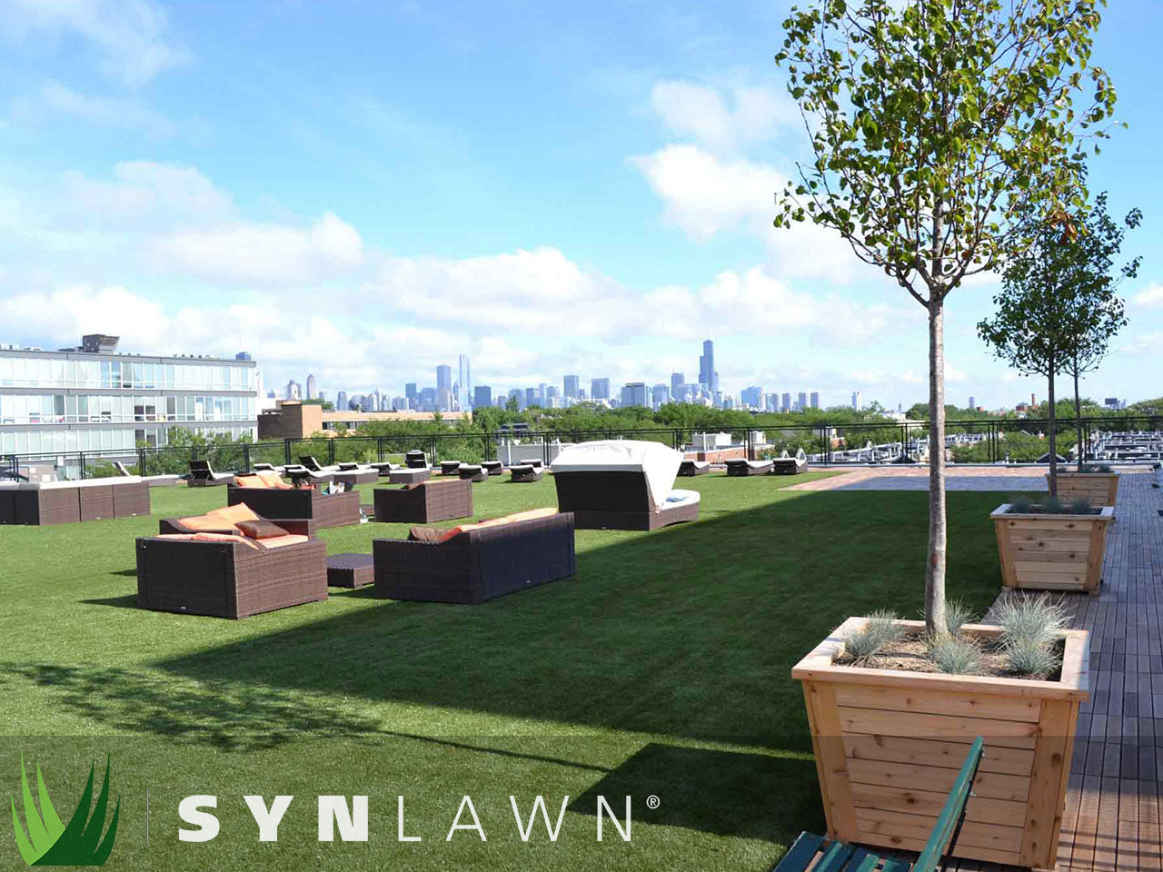 SYNLawn Commercial Photo 26