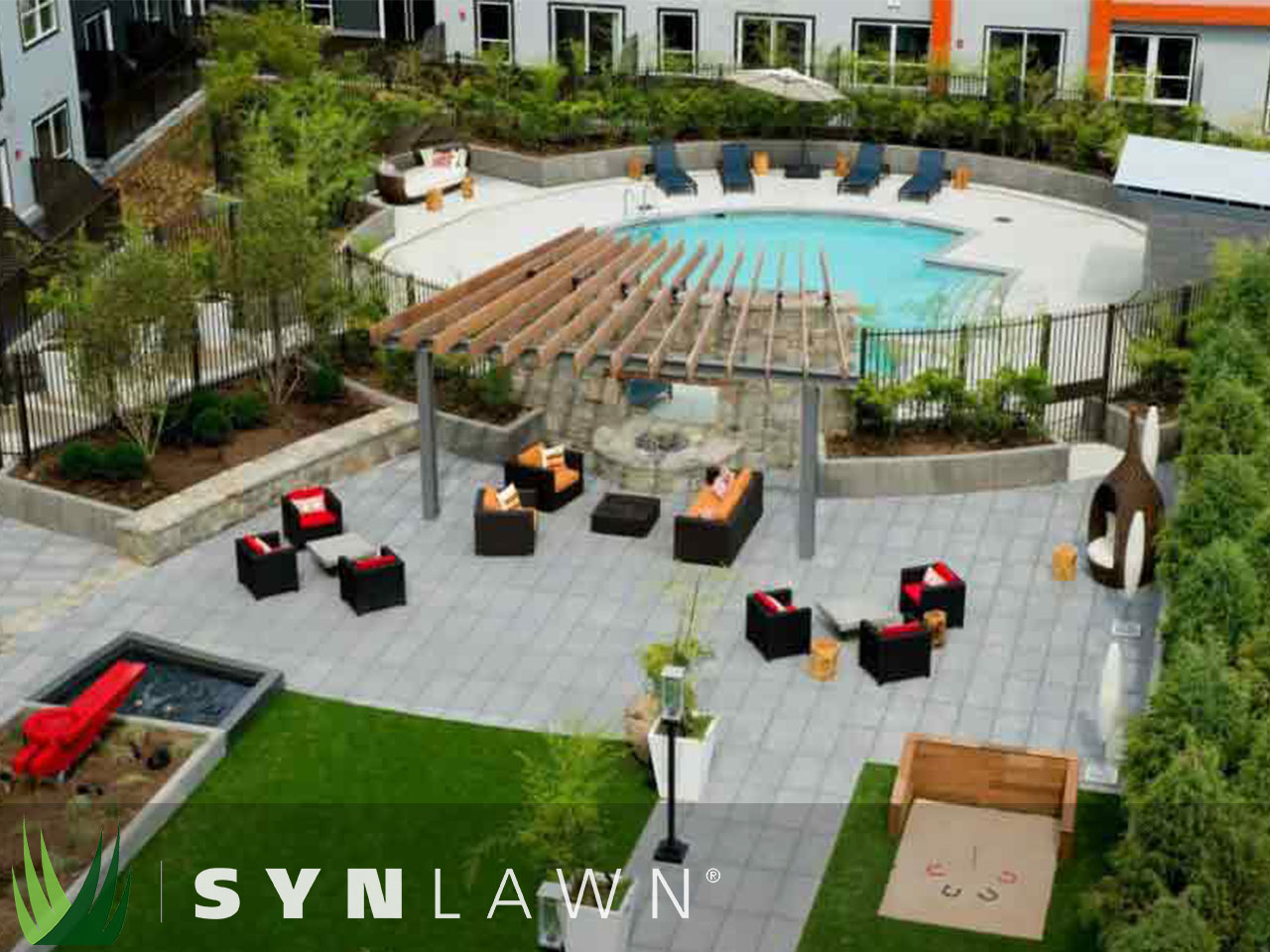SYNLawn Commercial Photo 33
