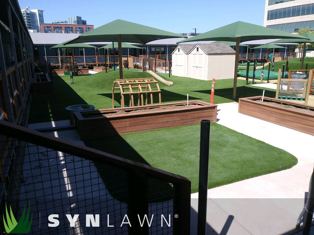 SYNLawn Playground Photo 2