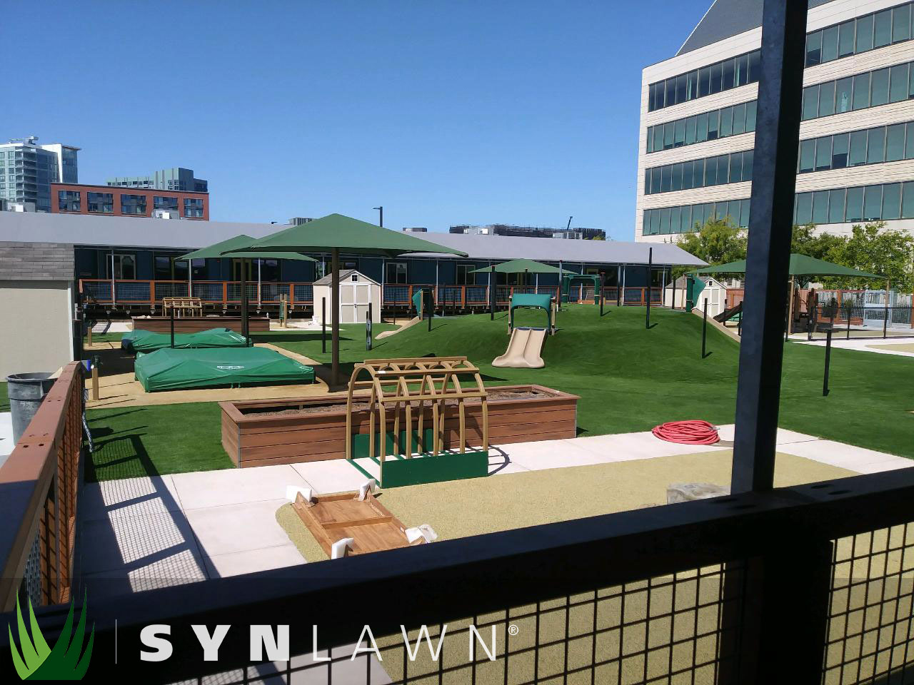 SYNLawn Playground Photo 5