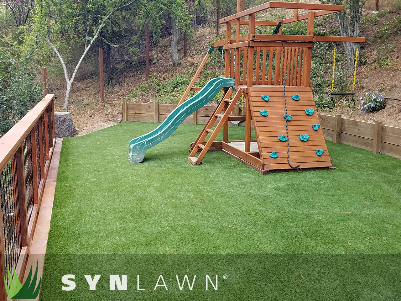 SYNLawn Playground Photo 6