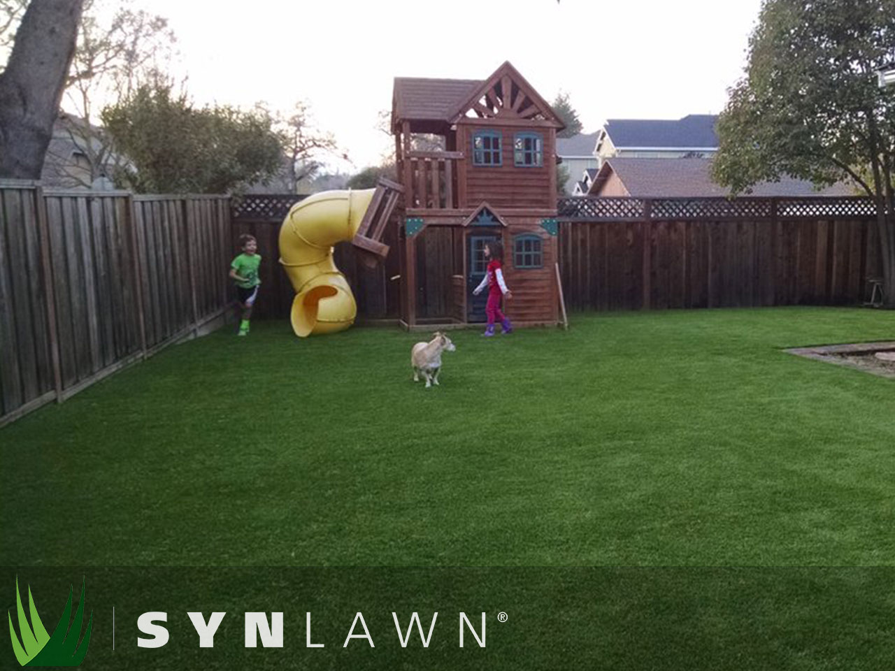 SYNLawn Playground Photo 9