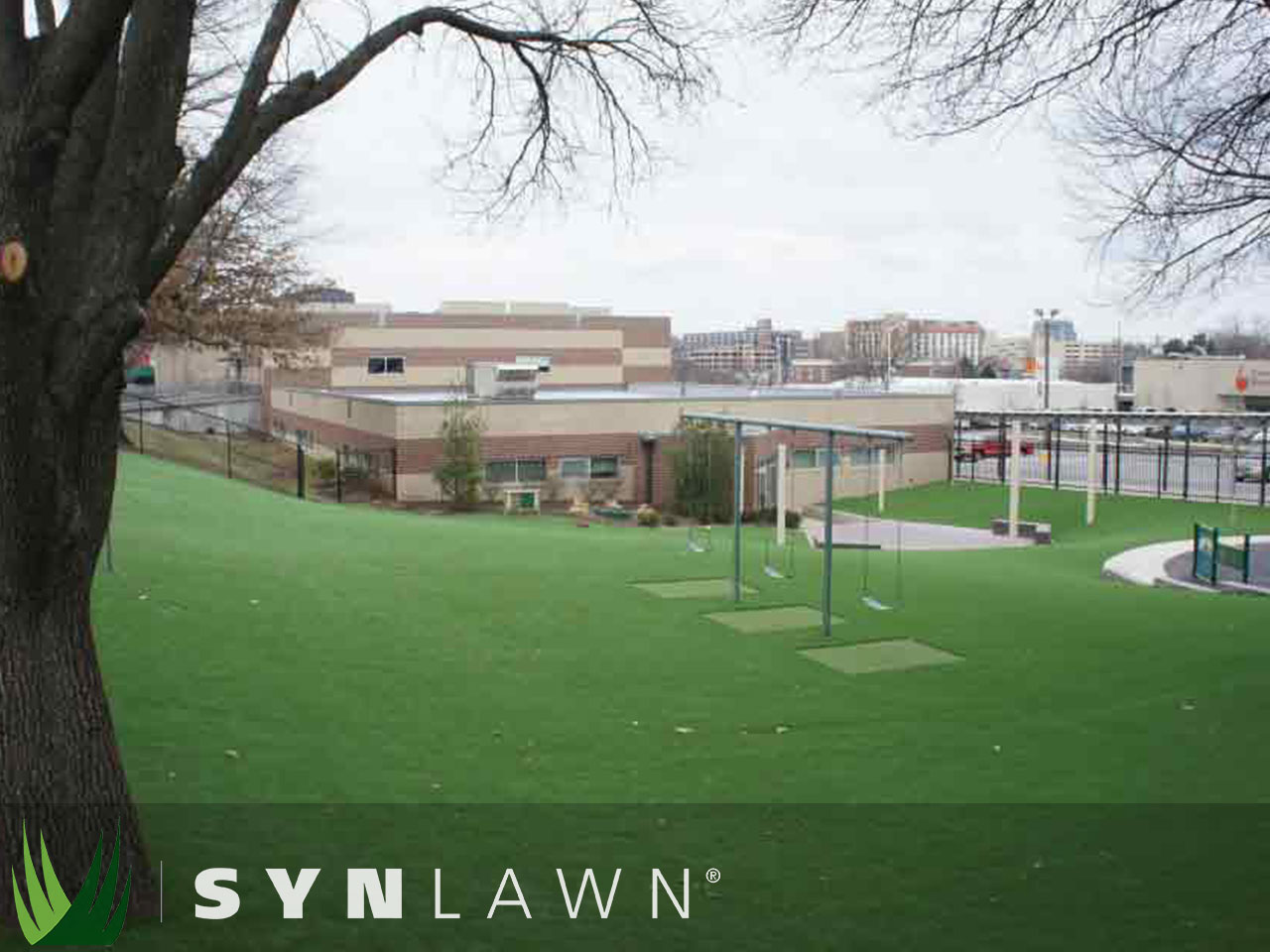 SYNLawn Playground Photo 10