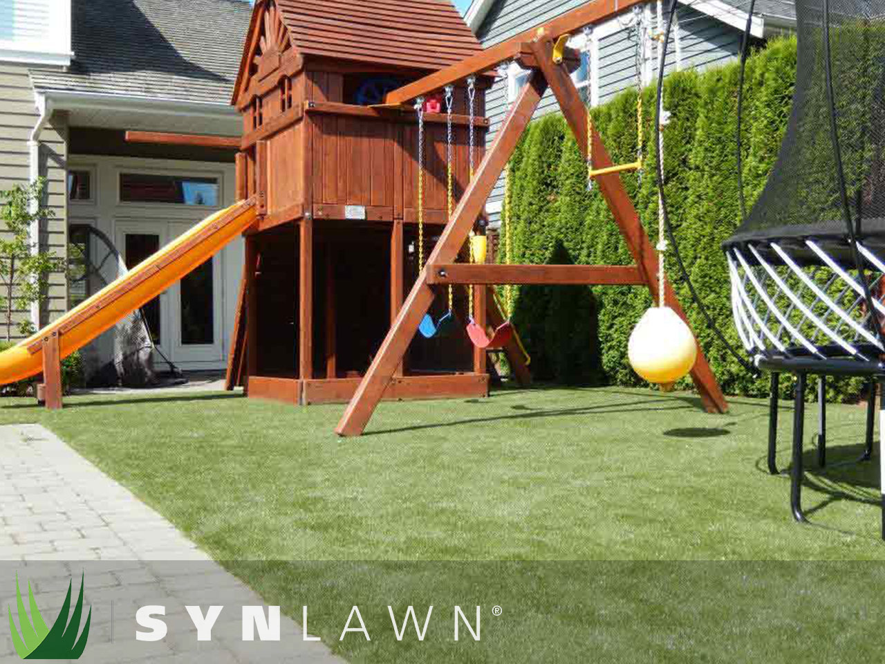 SYNLawn Playground Photo 15