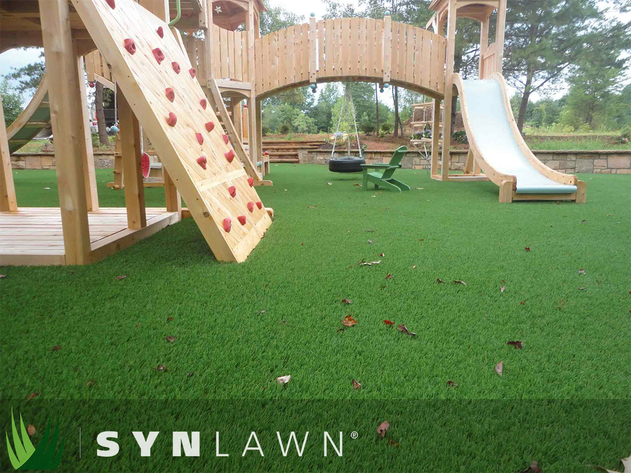 SYNLawn Playground Photo 16