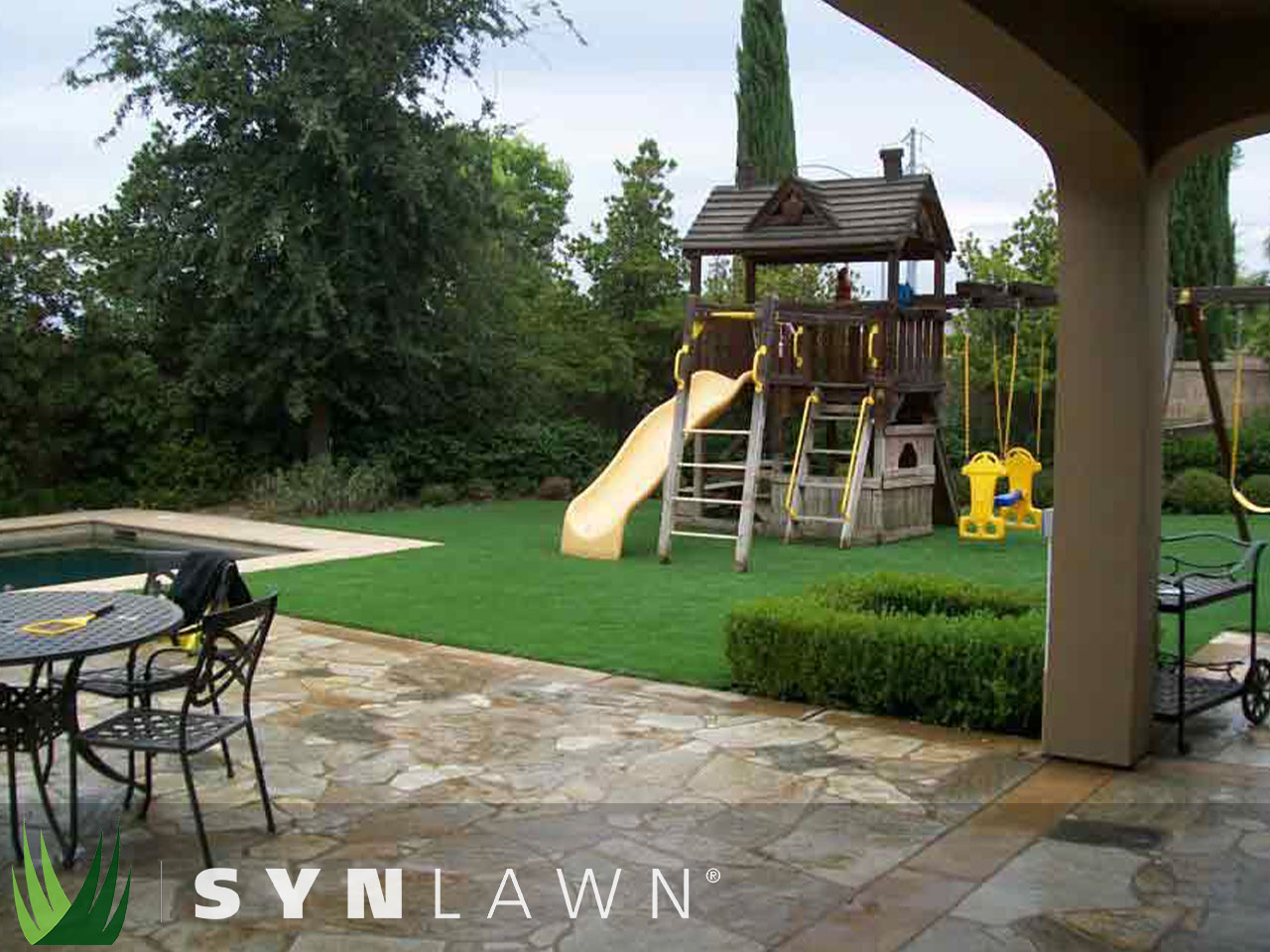SYNLawn Playground Photo 17