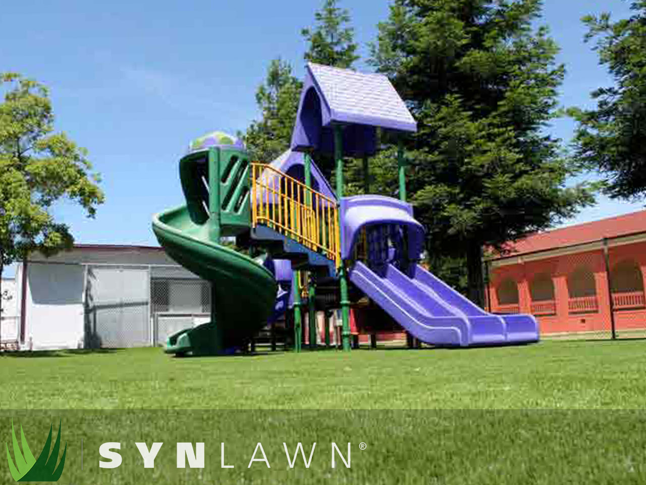 SYNLawn Playground Photo 18