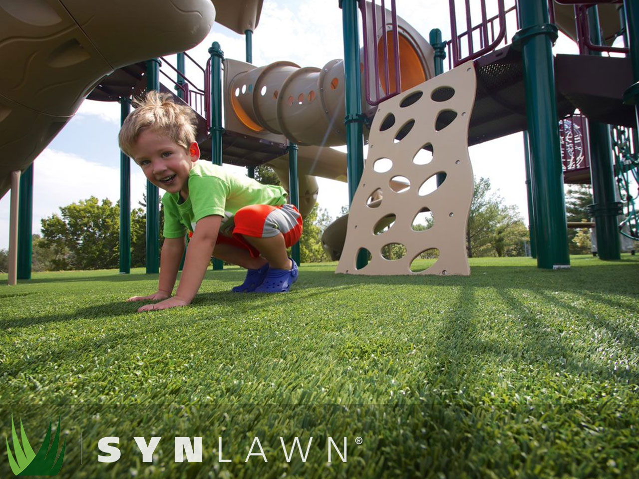 SYNLawn Playground Photo 22