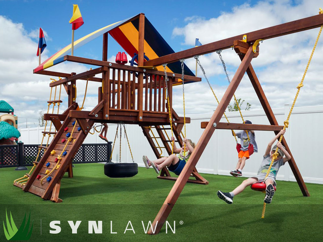 SYNLawn Playground Photo 24