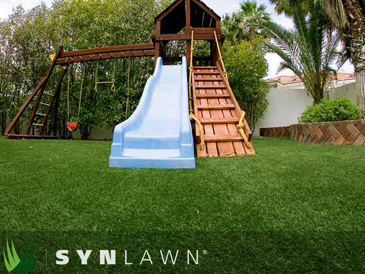 SYNLawn Playground Photo 25