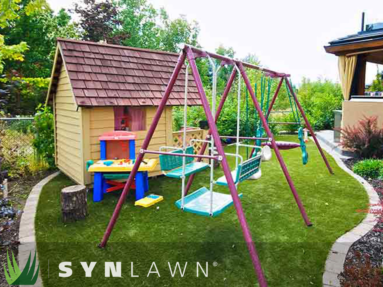 SYNLawn Playground Photo 27