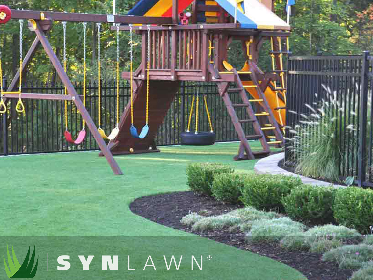 SYNLawn Playground Photo 28